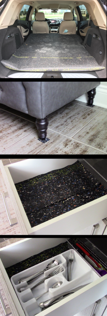 Get Creative With Recycling Loadsecure Friction Mats
